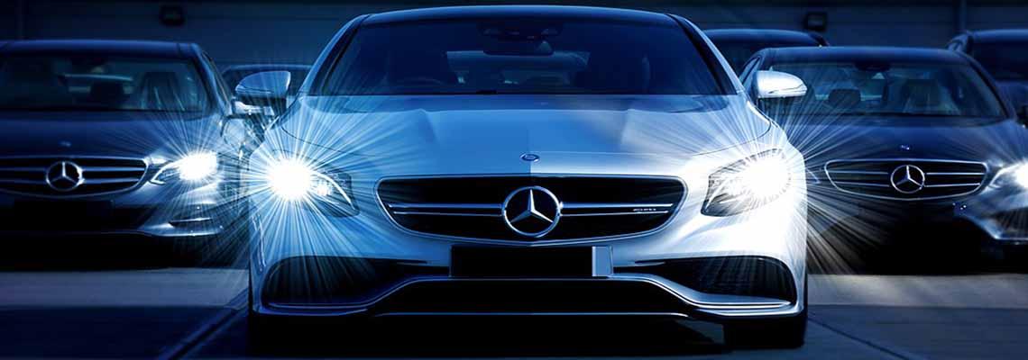 Mercedes oldtimerverzekering en youngtimerverzekering verzekeren