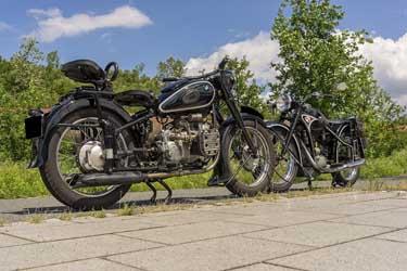 oldtimerverzekering motor