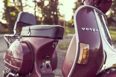 Vespa verzekering