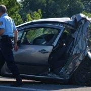 Nep-crash voor verzekeringsgeld