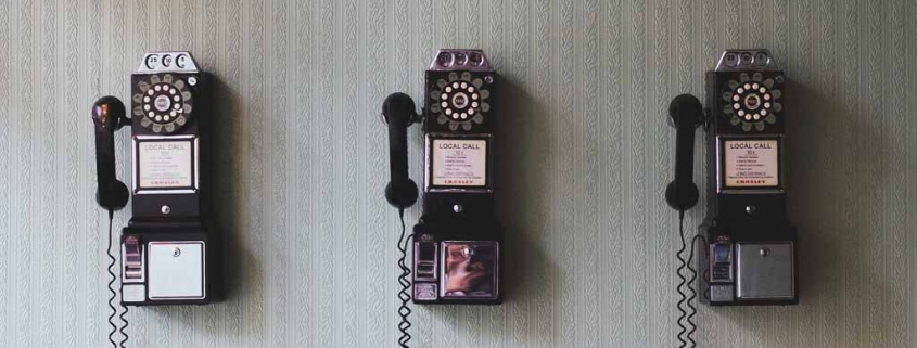 Telefonische bereikbaarheid