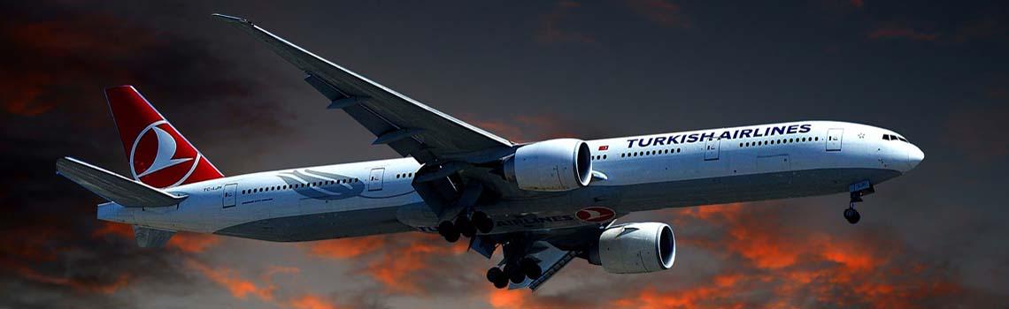 Reizen per vliegtuig